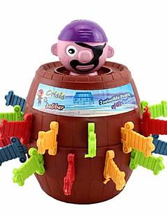 Lustige glückliche Stab Pop Up Toy Gadget Pirate Barrel Spiel