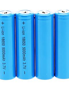 5000mAh Batterie 18650 (4 Stück)