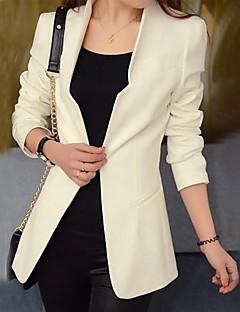 Women's Autumn Long Small Blazer