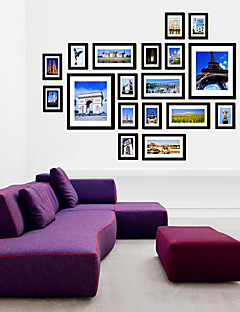 Picture Frames Modern/Contemporary Rectangular,Wood 20