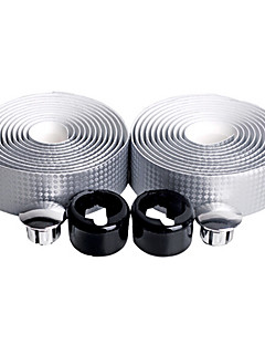 Bike Handlebar Tape Silvery Carbon Fibre / PUNUCKILY
