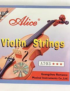 A703 Violin Strings Set Fit For 1/8-4/4 Violin