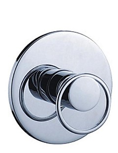 Single Handle Chrome Wall-mount Shower Faucet 3108-1