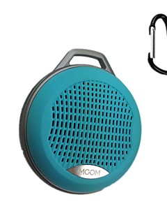 MGOM X5 Portable Bluetooth V3.0 + EDR Speaker Support TF Card with Mic