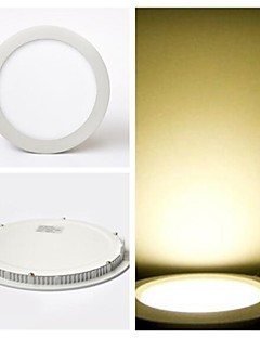 3 W 15 300 LM 3000-3500 K Warm wit Verzonken ombouw Plafondlampen/Paneellampen AC 85-265 V