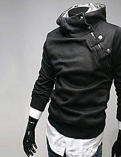 Heide pánská fleece bavlna Pure Color fashion mikina s kapucí
