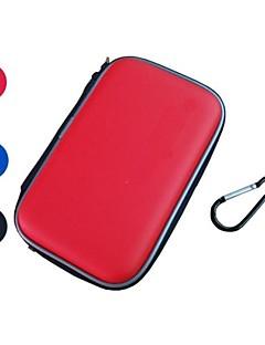 닌텐도 3DS XL / XL에 대한 에바 피부 캐리 여행 하드 케이스 가방 파우치 커버