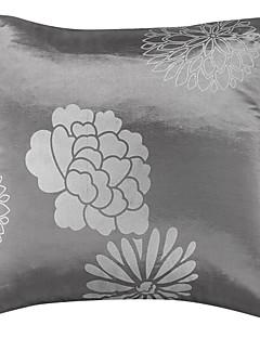 Flores poliéster decorativa fronha tradicional