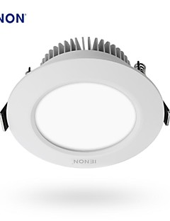 IENON® 6 W SMD 420-450 LM Cool White Recessed Retrofit Ceiling Lights AC 100-240 V