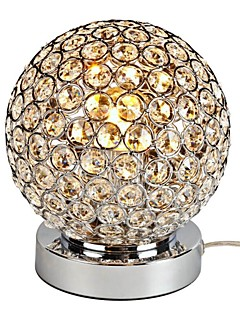 Crystal Table Lamps , Traditional/Classic Metal