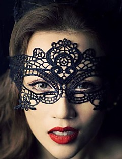 Women's Fashion Sexy Lace Knitting Lace Mask Eye Appeal