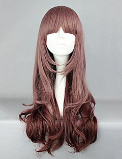 Lolita Wigs Sweet Lolita Lolita Lolita Paruky 60 CM Cosplay Paruky Jednobarevné Paruka Pro