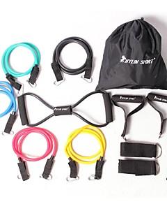 Bandes d'exercice/Elasiband / Set de Fitness Exercice & Fitness / Gymnastique Caoutchouc-KYLINSPORT®
