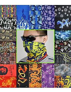 colorido pañuelo en la cabeza para el ciclismo deportivo (el color de Radom)