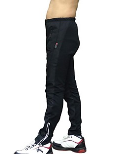 Getmoving® Cyklo kalhoty Dámské / Pánské / UnisexProdyšné / Zahřívací / Větruvzdorné / Zateplená podšívka / Bez statické elektřiny / 3D