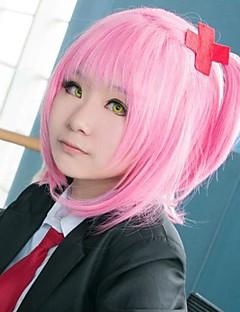 Shugo Chara! Amu Hinamori Pink Cosplay Wig