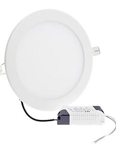 Plafonniers Blanc Froid 15 W 75 SMD 2835 1250-1350 LM 6000-7000 K AC 85-265 V