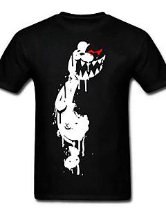 Dangan Ronpa Melting Monokuma Cotton Cosplay T-Shirt