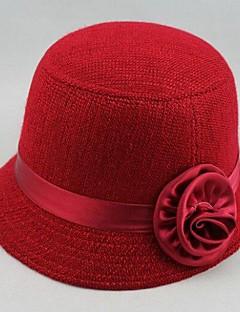 Women Wool Bowler/Cloche Hat , Casual Winter