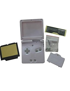 fuld kabinetskal tilfælde dække erstatning til Nintendo GBA sp gameboy advance sp
