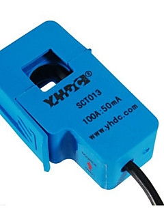 SCT-013-000 0-100A Non-invasive AC current sensor Split Core Current Transformer