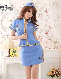 DREAM OF EASTDAY®The role of airline stewardess uniforms Sexy Fun Club lingerie Home Furnishing uniform temptation