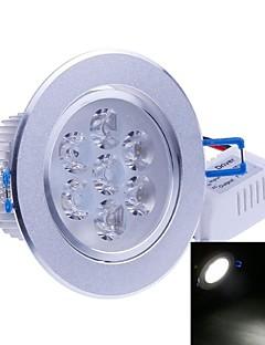 Plafonniers Décorative Blanc Froid SENCART Encastrée Moderne 7 W 7PCS LED Intégrée 700-750 LM AC 85-265 V