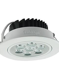 Plafonniers Décorative Blanc Froid YouOKLight Encastrée Moderne 7 W 7 SMD 2835 600 LM AC 100-240 V