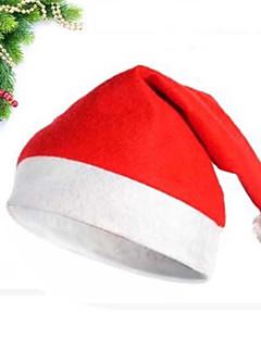 Mützen Fest/Feiertage Halloween Kostüme Rot / Weiß Weihnachten Unisex Polyester