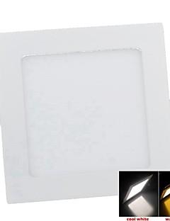 Plafonniers Décorative Blanc Froid SENCART Encastrée Moderne 12 W 60PCS SMD 2835 800-860 LM 6000 K AC 85-265 V