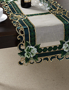"Multi-Purpose  Tablecloth With Size37X85CM(14X33"")"