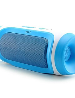 Portable Bass Stereo Bluetooth 2.1 Wireless Speaker with Mic & TF Card Reader (Assorted Color)