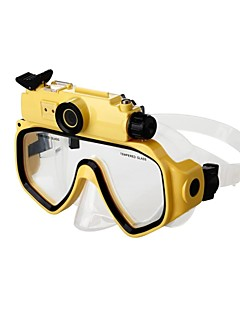 Full of HD 720P Waterproof 30m Diving Underwater Glasses Hidden Camera Goggle Camera A002