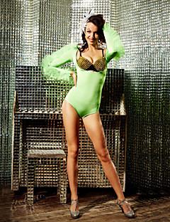 Clubwear Women's Singer Leader Ballroom DS Dancewear Jumpsuits-(Bra Not Included)