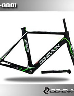 OG S7-G001 OG-EVKIN Carbon BB68 DI2/mechanical V Brake Bicycle Frame