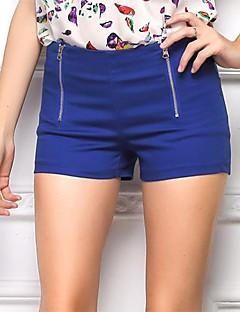 Damenmode hohe Taille alle übereinstimmenden Shorts