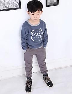 Spodnie-Chłopca-Na każdy sezonBawełna / Robione na drutach