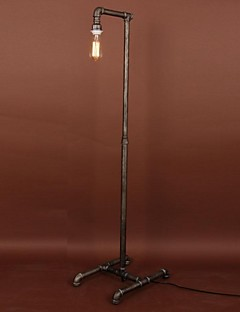 Floor Lamps , Traditional/Classic Metal