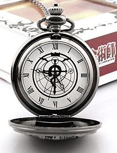 Fullmetal Alchemist Edward Elric Cosplay Pocket Watch
