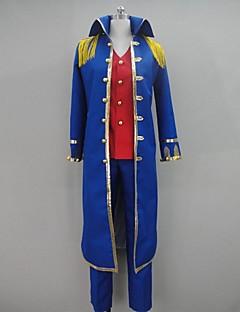 één stuk aap · d · Luffy piratenkapitein cosplay kostuum