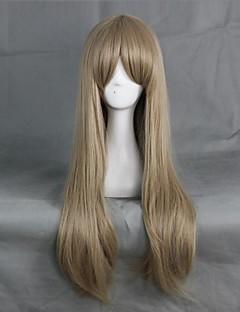 Cosplay Wigs Kamisama Kiss Nanami Momozono Brown Medium Anime Cosplay Wigs 75 CM Heat Resistant Fiber Female