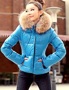 kakani женская Европейская мода с длинным рукавом пальто хлопка