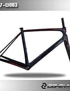 OG 077-O003 ORGE Brand Carbon T700 3K BB68 DI2 Bike Frame