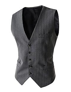 Men's Sleeveless Cotton/Polyester Casual/Work