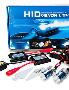12V 35W H7 AC Hid Xenon Conversion Kit 6000K