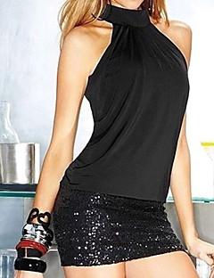 Sexy Girl Black Spandex Nightclub Uniform