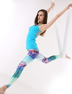 Ademend/Compressie/Lichtgewicht materiaal - Yoga/Pilates/Fitness - Tights - Dames ( Als De Afbeelding )