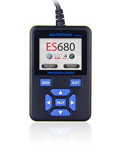 AUTOPHIX ® Diagnostic Tool VAG PRO + OBD2 OBDII Professionel scanner ES680 - VW AUDI SKODA SEAT