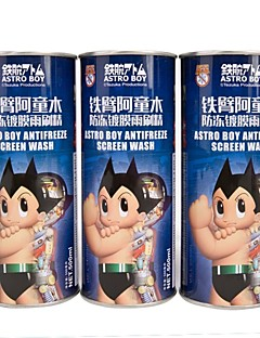 Astro Boy Automotive Screen Washing Liquid for Four Seasons 3 Cans BR8625