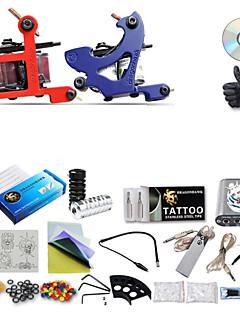 New Style 2 Tattoo Machine Guns Tattoo Kit